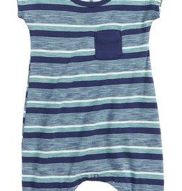 Splendid Splendid Stripe Pocket Onesie