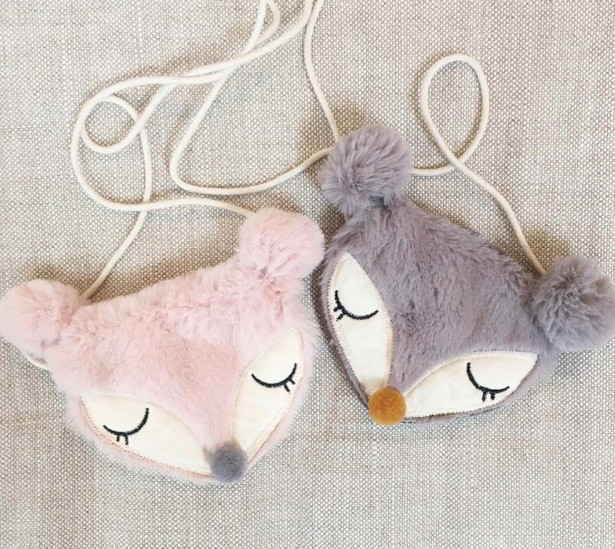 Petite Hailey Petite Hailey Fox Bag