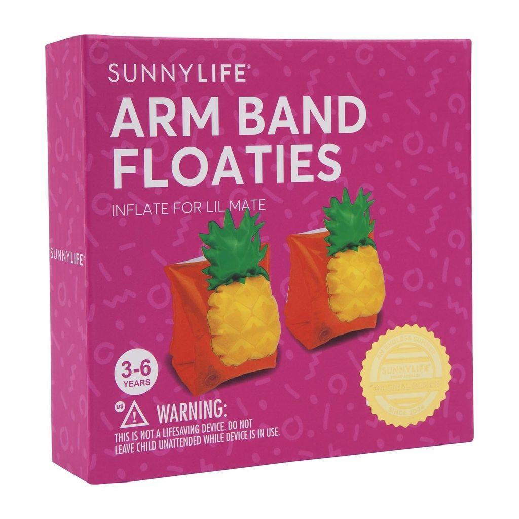 Sunny Life Sunny Life Kids Float Arm Band Pineapple