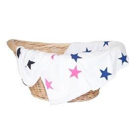 Sammy & Nat Sammy & Nat Bold Star Blanket