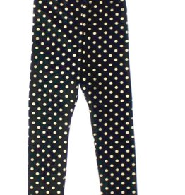 Petite Hailey Petite Hailey Dot Print Leggings
