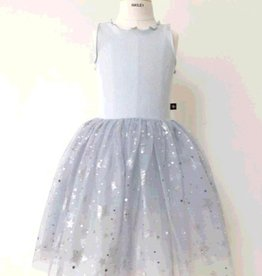 Petite Hailey Petite Hailey Sparkle Star Tutu Dress