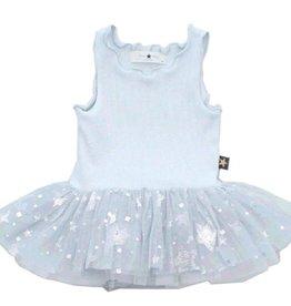 Petite Hailey Petite Hailey Baby Sparkle Star Tutu Onesie