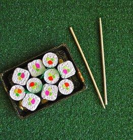 Twee Twee Sushi Sidewalk Chalk