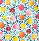 Loulou Lollipop Loulou Lollipop Summer Citrus Luxe Muslin Swaddle