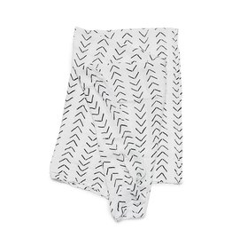 Loulou Lollipop Loulou Lollipop Arrows Luxe Muslin Swaddle