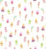 Loulou Lollipop Loulou Lollipop Ice Cream Luxe Muslin Swaddle