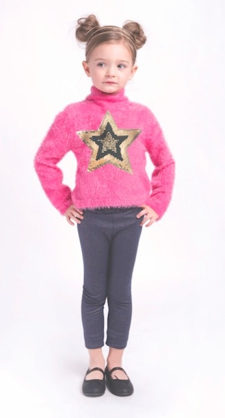 Imoga Imoga Dallas Star Sweater