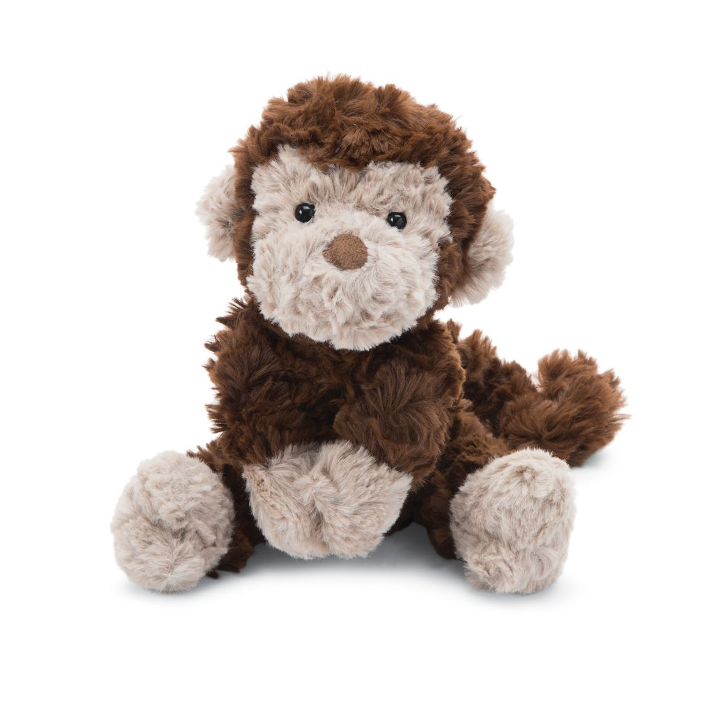 JellyCat Jelly Cat Squiggle Monkey