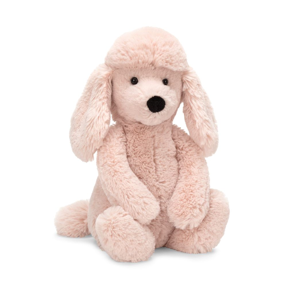 JellyCat Jelly Cat Bashful Blush Poodle Small