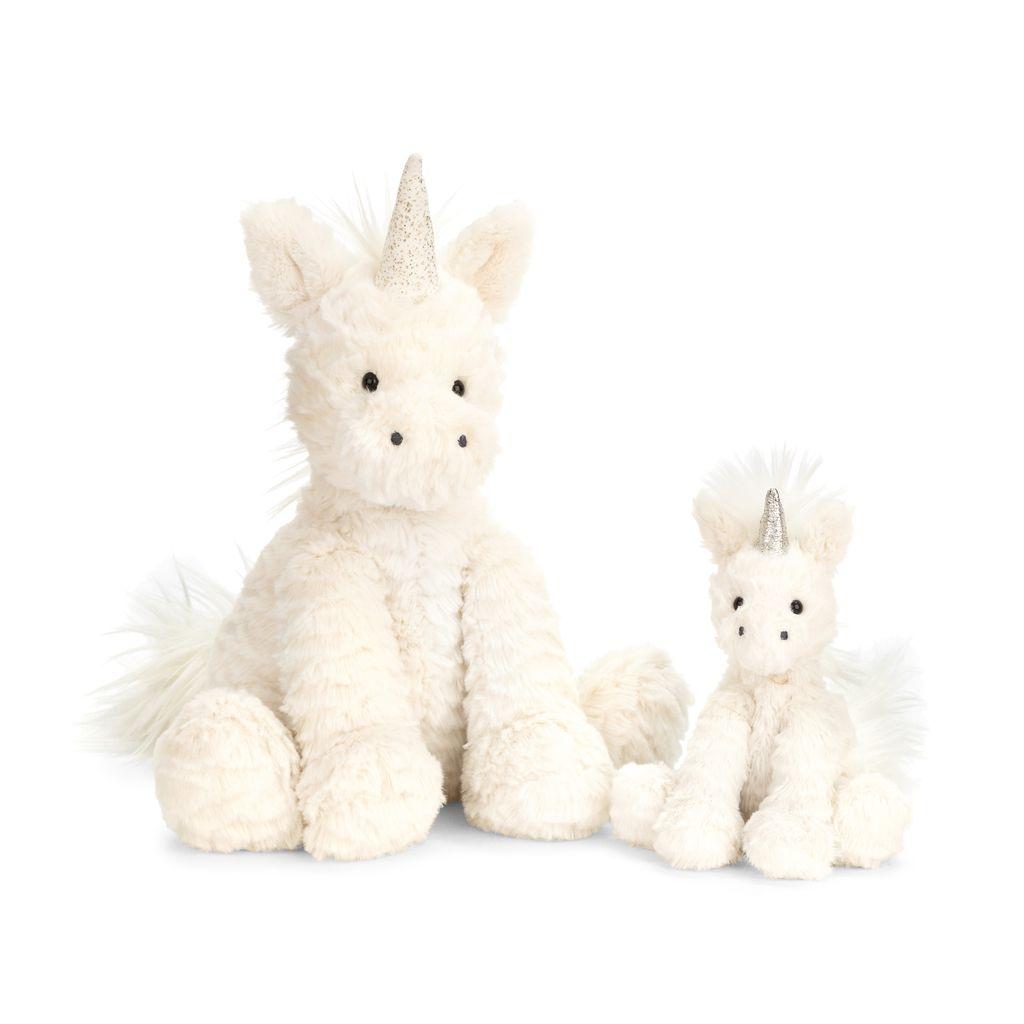 JellyCat Jelly Cat Fuddlewuddle Unicorn Baby