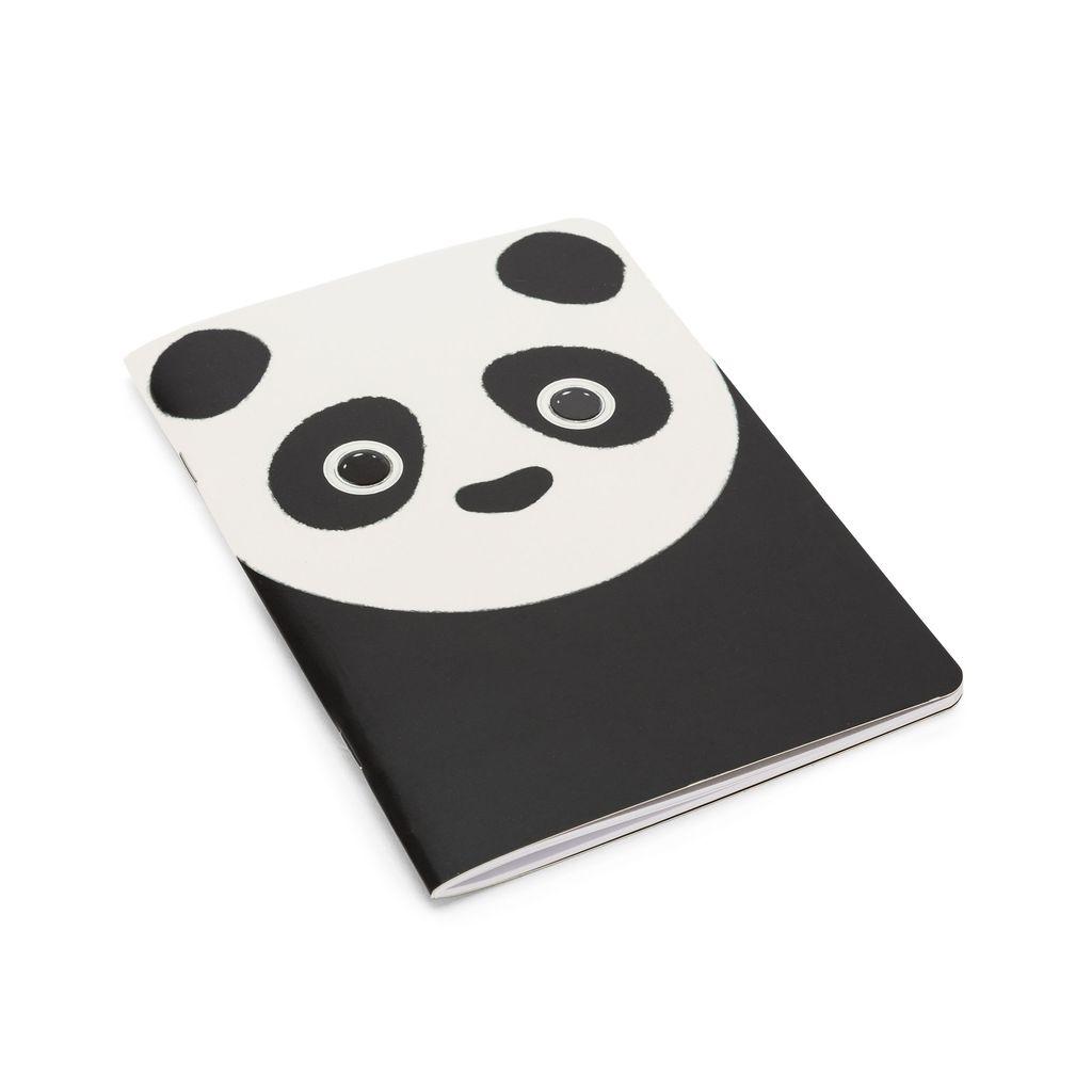 JellyCat Jelly Cat Kutie Pops Panda Notepad