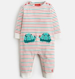 Joules Joules Tortoise Babygrow