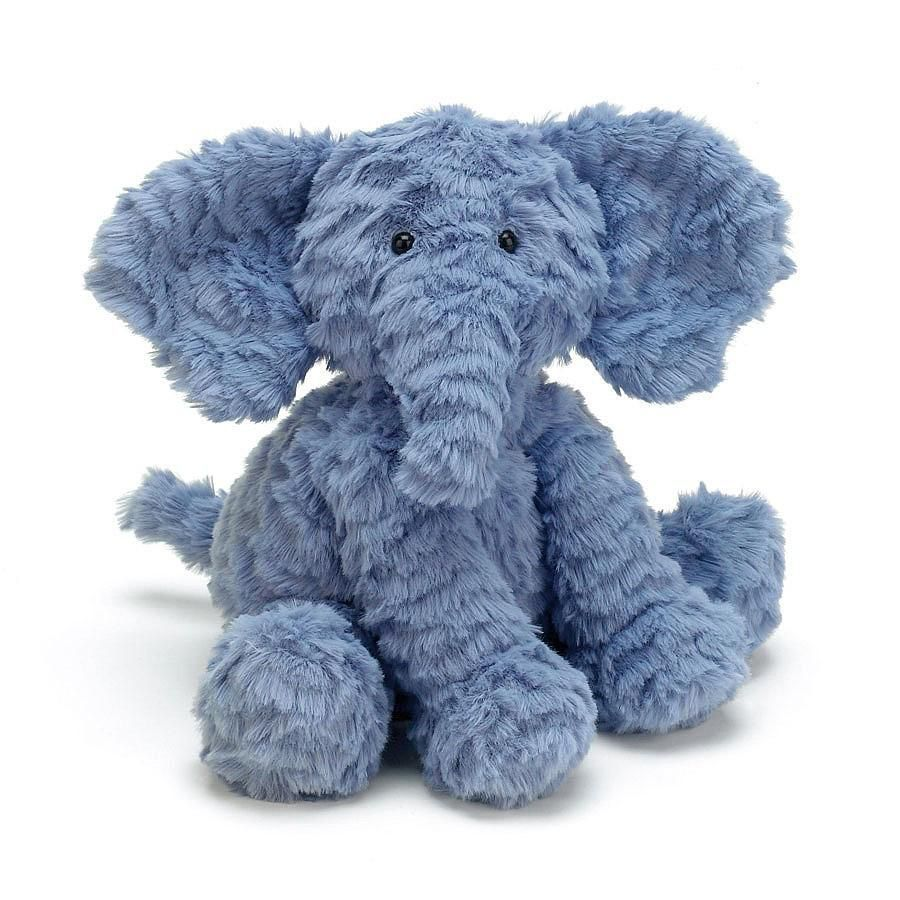 JellyCat Jelly Cat Fuddlewuddle Elephant Baby