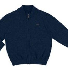 Mayoral Mayoral Basic Zippered Sweater