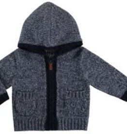 Mayoral Mayoral Knit Zippered Sweater