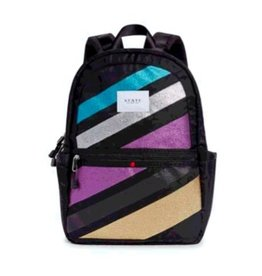 State State Kane Backpack- Glitter Stripes