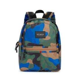State State Mini Kane Backpack- Camo