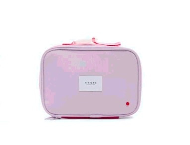 State State Rodgers Lunch Box- Pink/Lemon