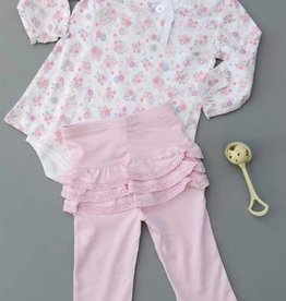 Feather Baby Feather Baby Olivia Crossover Twosie Set