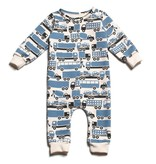 Winter Water Factory Winter Water Factory French Terry Jumpsuit - Big Rigs