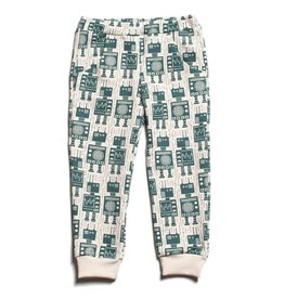 Winter Water Factory Winter Water Factory Sweatpants - Robots