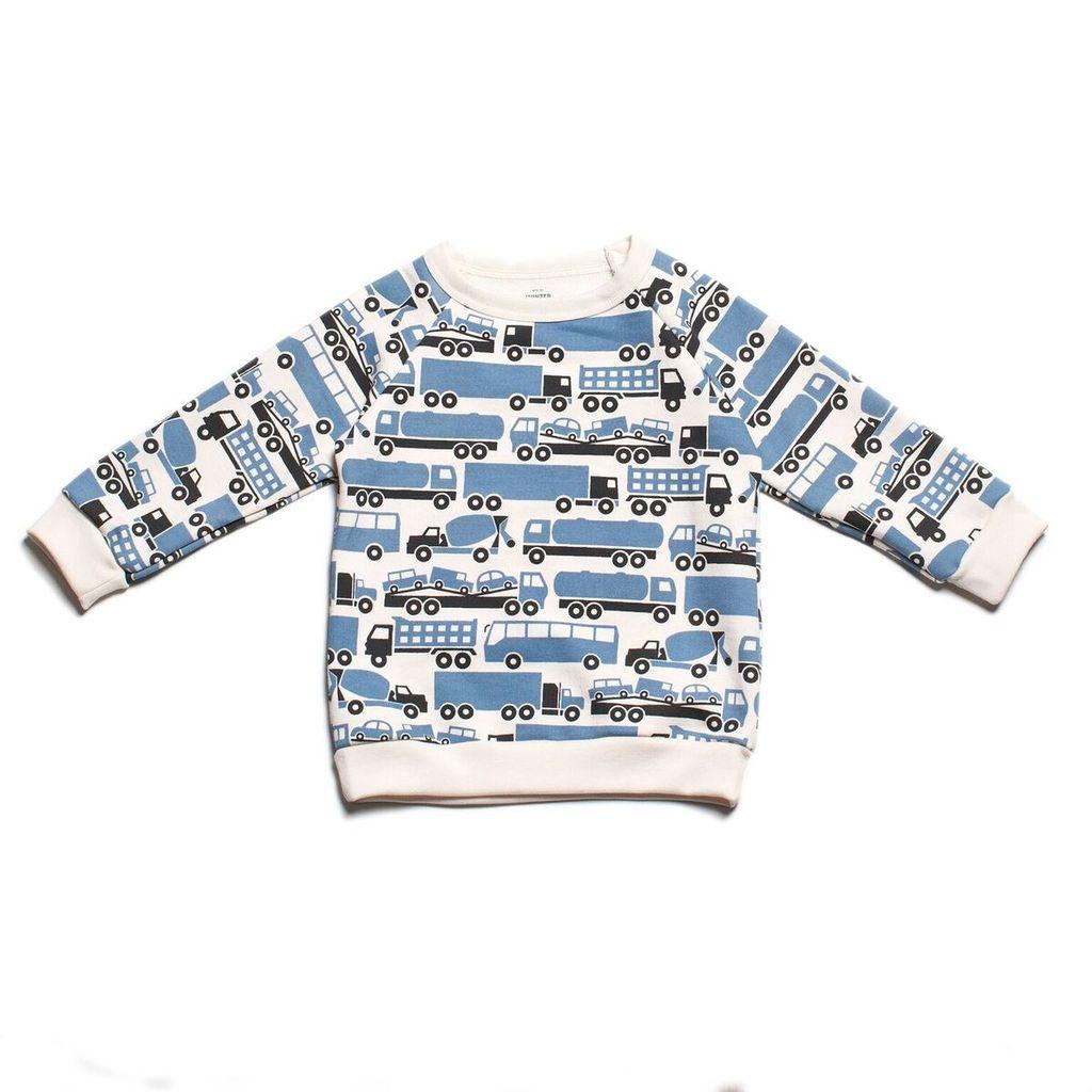 Winter Water Factory Winter Water Factory Sweatshirt - Big Rigs