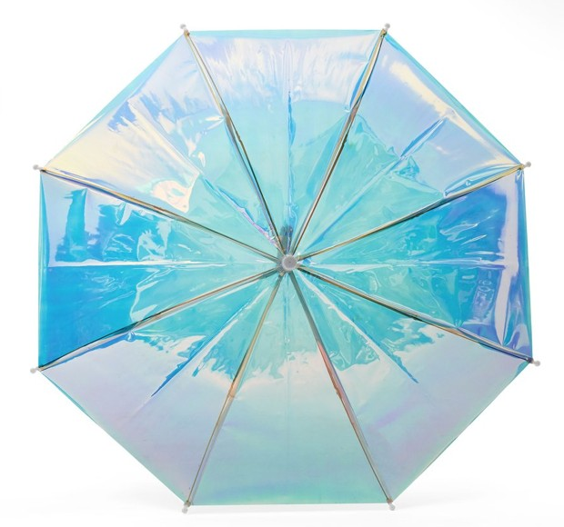Fctry Kids Holographic Umbrella
