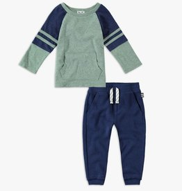 Splendid Splendid Raglan Long Sleeve Set