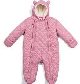 Egg Egg Little Bear Hooded Snowsuit
