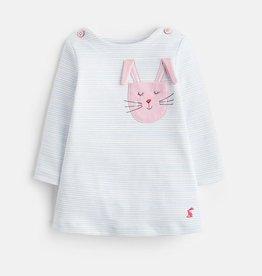 Joules Joules Bunny Applique Dress