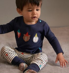 Joules Joules Animals Top and Pants Set