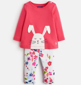 Joules Joules Bunny Top and Pants Set