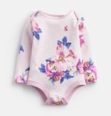 Joules Joules Floral Print Bodysuit