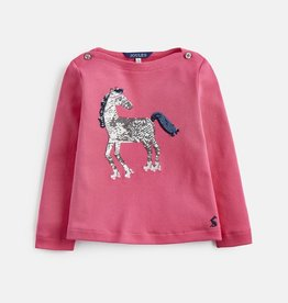 Joules Joules Esme Sequin Top