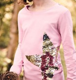 Joules Joules Ava Star Sequin Top