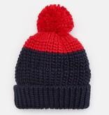 Joules Joules Navy Bobble Hat