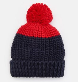 Joules Joules Navy Bobble Hat