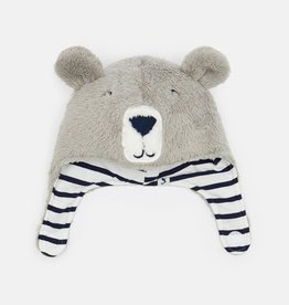 Joules Joules Snuggle Fluffy Character Hat