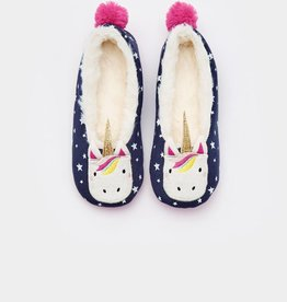 Joules Joules Unicorn Dreama Slipper