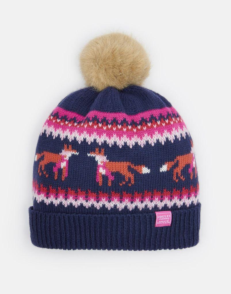 Joules Joules Fallbury Fairisle Hat