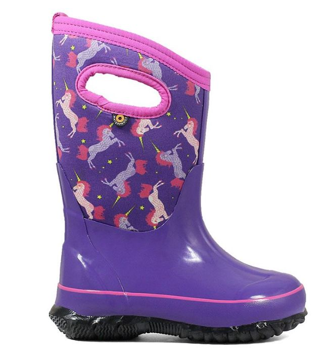 bogs Bogs Classic Insulated Boot - Classic Unicorns