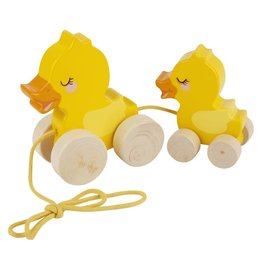 Sunny Life Sunny Life Push N Pull Duck Toy