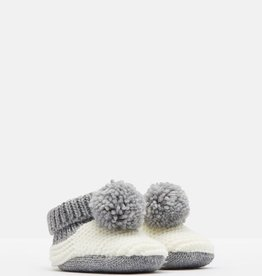 Joules Joules Pom Pom Booties