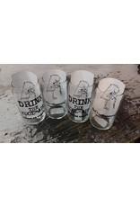 Beer Glass 16oz - Custom SHBR