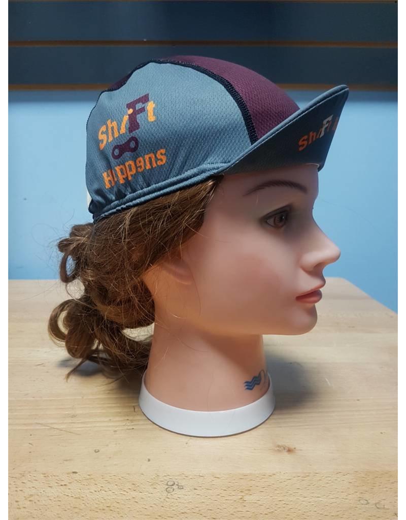 LG Cycling Cap- Custom SHBR