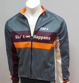 Louis Garneau Sports LG Warm Longsleeve Jersey - Custom SHBR