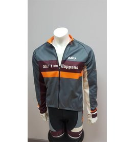 Louis Garneau Sports LG Warm Longsleeve Jersey - Custom SHBR