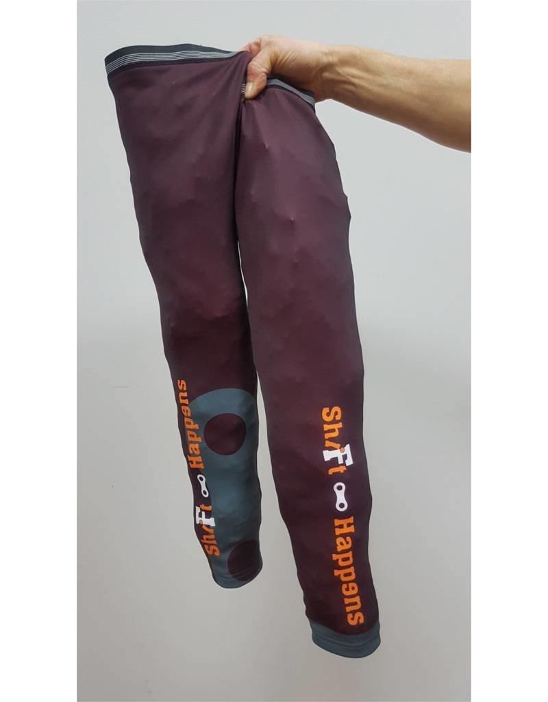 Louis Garneau Sports Custom LG Shift Happens Edition Leg Warmers