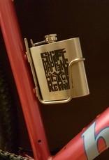 Spaceman Bicycle Flask Holster